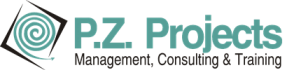 P.Z Projects Retina Logo