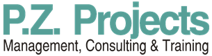 P.Z Projects Mobile Logo